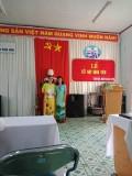 Chi Bộ trường Mẫu giáo Tân Hội kết nạp Đảng viên