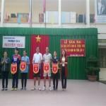 Giải bóng chuyền cụm các trường THCS thị trấn Liên Nghĩa mở rộng năm 2018